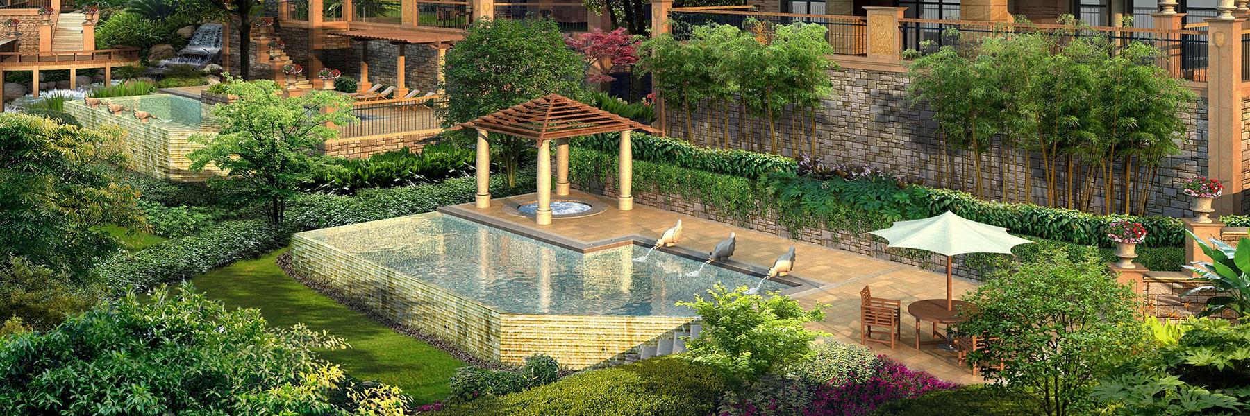嘉兴庭院设计公司
